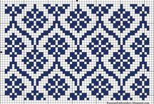 DIY pattern chart