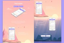 Good&Co App/ Brand Concept / Please post a collection of screens you think that is awesome and related to our brand. Ex. Inspirations, moodboards.