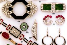 Fiber, textile jewelry