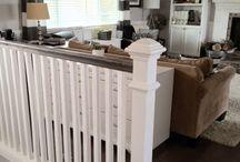 Raised Ranch Livingroom