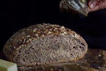 Bread / by Kris Morin