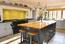 Period Property Kitchens / Made to measure kitchens