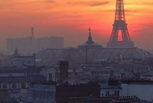 Je t'aime / My trip to Paris next year.