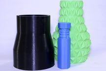 Desktop 3D Printed Parts