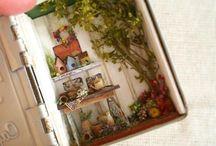 Miniature in the box