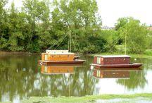 Hausboot Charter / Hausbooturlaub und mehr