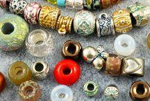 European Large Hole Czech Glass Beads
