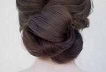 Classic Bun's Hairstyles / Hair