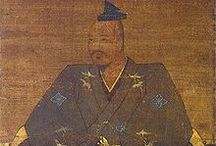 SAMURAI of  Sengoku period / 戦国武将  The Sengoku period (戦国時代 Sengoku jidai, lit. Age of Civil War; c. 1467 – c. 1603) is a period in Japanese history marked by social upheaval, political intrigue and near-constant military conflict. Japanese historians named it after the otherwise unrelated Warring States period in China. It came to an end when all political power was unified under the Tokugawa shogunate.