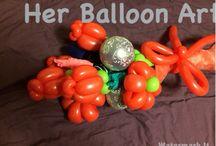Her Balloon Art / herballoonart@yahoo.com