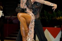 Latin Dance Costumes