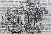 Ink Wash & Line: Art Journaling