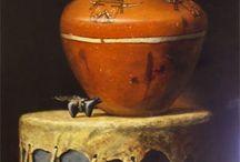 Native American art/ pottery/ jewelry/ craft