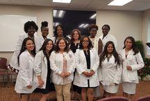 Ceremonies / Nursing Program Pining Ceremony 2016