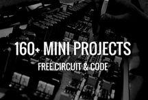 Elektronik / Projekter