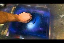 Art: Spray Paint