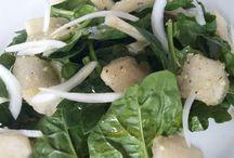 vegan salads