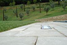 case in pietra calcare / Pavimenti & rivestimenti in pietra calcare