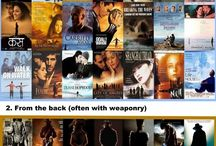 Movies, TV Shows, Books