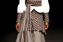 Sewing - African Styles