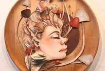 Artist Jamie Dougherty Be inspired