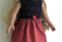 18 inch Doll Clothes & Accessories