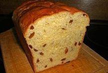 Rezepte Brot weiß, gefüllt, süß