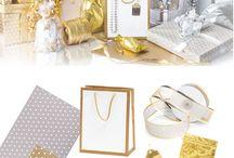 Paper Shopping Bags / Buste shopper per il confezionamento in negozio, materiali e idee di packaging creativo