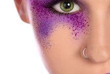 Face Paint/ Makeup ideas