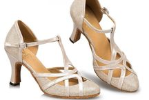 Strictly Partying / Dance and ballroom inspiration for ocassion and bridal footwear.