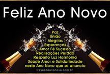 Mensagem ano novo