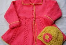 toddlers jacket and sweater