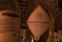 Green Velvet Absinthe at Raygrodski Bar / Zürich ist ein Top City und Absinthe trinken in der Raygrodski Bar ein tolles Erlebnis.