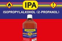 Isopropanol livsmedelskvalitet / Isopropylalkohol 99,7% livsmedelskvalitet. Används som naturligt smakämne i aromer. Till smaksättning, optisk rengöring, rengöring av dataprylar och tonhuvuden med mera.