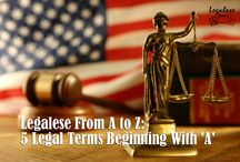 Legalese From A to Z / Welcome to Legalese From A to Z, a FindLaw series highlighting the meanings behind some legal terms that may not be familiar to non-lawyers.