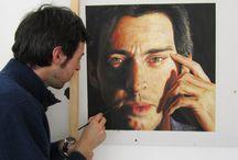 Davide Ricchetti artist