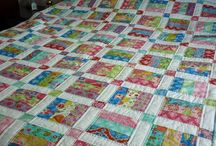 Jelly Roll Quilts / Jelly Roll quilt patterns, tutorials, how-tos, and inspiration for all of those precut jelly rolls!