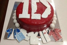 Cakes -1Direction / by Victoria Susan Leigh