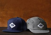 Hats / To keep your dome looking dapper. / by Pilot & Captain
