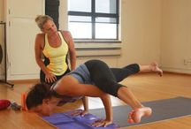 Advanced and Intermediate Yoga Practices