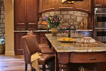 Rustic Kitchens / Rustic Kitchens