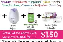 Essential Oils / by Kathy kissingthefrog