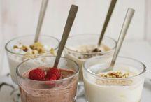 Greek yogurt ideas / Greek yogurt ideas