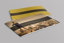 Brochures and Portfolios