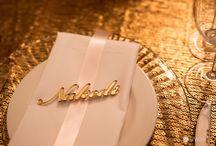 WEDDING - NAPKINS IDEAS