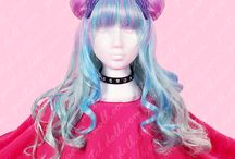 Pastel Doll - Our Wigs / Wigs from our very own collection at www.PastelDoll.com