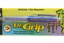 Pilot Dr Grip Pencils