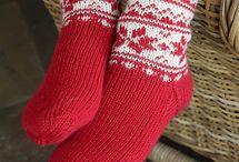 Drops design sokker