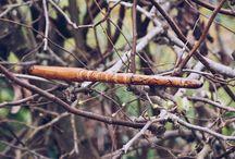 ~ ROSEWOOD'S WANDS / Irma RoseWood - Handmade Wands