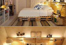 camas con estivas